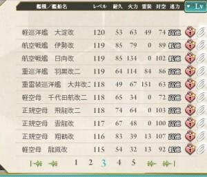 艦隊練度20141111 (3)